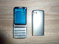 Корпус Nokia C3-01 AAA-Grade серый