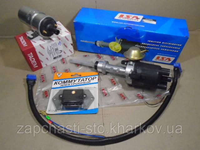 Бесконтактное зажигание на ВАЗ 2101 (электронное)