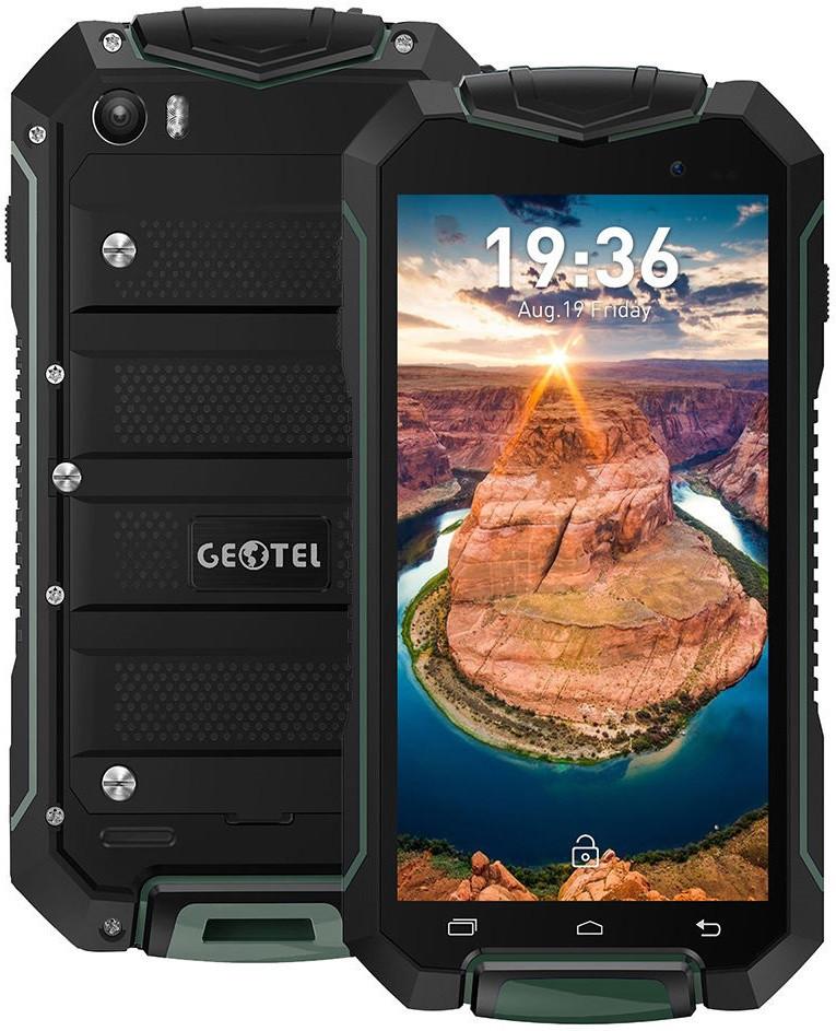 Geotel A1 1/8 Gb green IP67