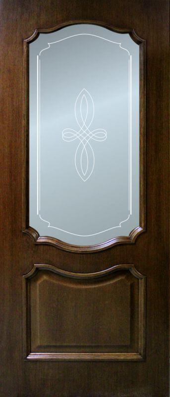 "Межкомнатные двери ""Кармен СС+КР"""