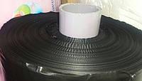 Пленка черная ПЕРВИЧКА для мульчирования Планета Пластик 1.20м полотно*40мкр*500м