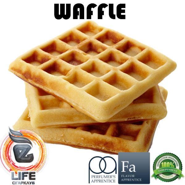 Ароматизатор TPA Waffle Flavor (Американские вафли)
