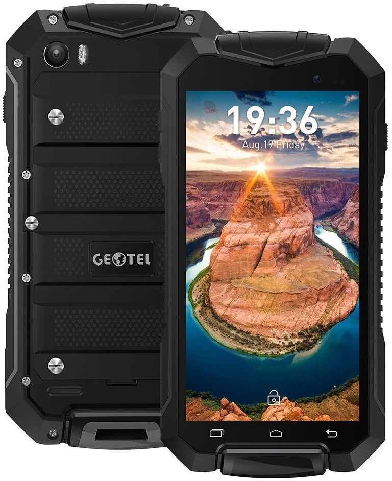 Geotel A1 1/8 Gb black IP67