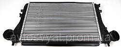 Радиатор интеркулера VW Caddy 1.6-1.9-2.0TDI