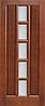 """Межкомнатные двери """"Квадрат ПО Fine Line"""""""