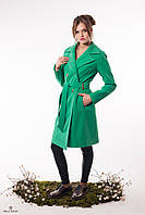 Пальто ТУР-7 Зелёный