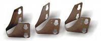 Лезо ножа до ребер 16 мм (5 шт.)