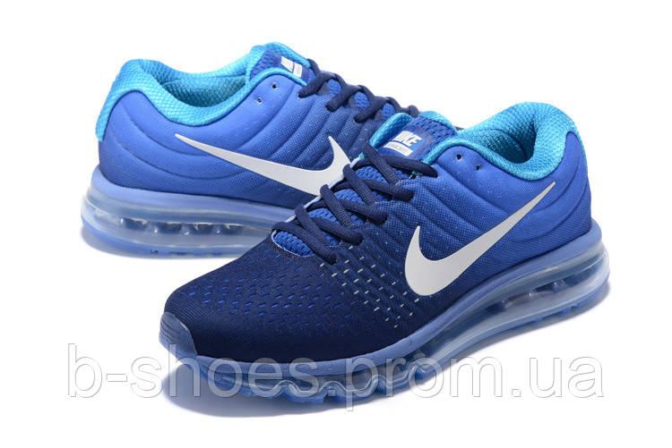 Кроссовки  Nike Air Max 2017 (Blue)