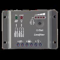PV Контролер заряду для сонячних батарей LS0512 5А 12V PWM, фото 1