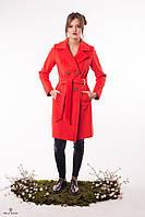 Пальто ТУР-7 Красный