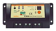 PV Контролер заряду для сонячних батарей LS1024R 10А 12/24Vauto PWM, фото 1