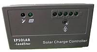 PV Контролер заряду для сонячних батарей LS1024S 10А 12/24Vauto PWM