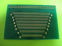 Макетная панель-переходник LCD/TFT/OLED 60pin LCM TEST BOARD
