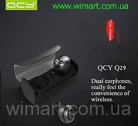 Навушники безпровідні міні гарнітура QCY-Q29 Bluetooth.