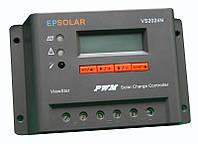 PV Контролер заряду для сонячних батарей VS2024N 20А 12/24V auto, фото 1