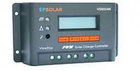 PV Контролер заряду для сонячних батарей VS6024N 60А 12/24V auto, фото 1