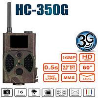 Охотничья 3G камера с двухсторонней связью HuntCam HC-350G // HC-350G