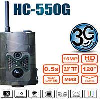 Охотничья 3G камера с двухсторонней связью HuntCam HC-550G // HC-550G