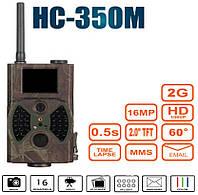 Охотничья GSM камера с двухсторонней связью HuntCam HC-350M // HC-350M