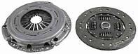 Комплект зчеплення (диск + корзина) Sprinter 00-06 2.2CDI (для маховика з глибиною 12 мм)