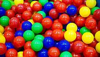 Мячики для Сухого Бассейна 500 шт 7 см Nova