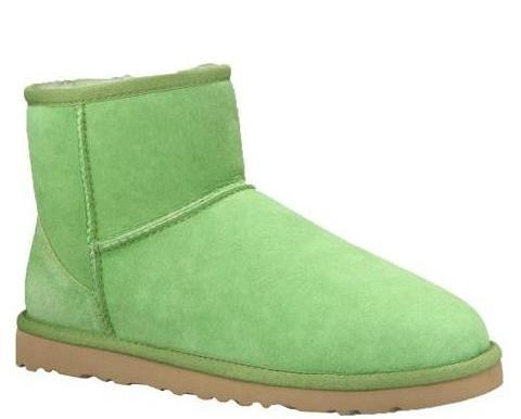 UGG Classic Mini Green