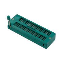 ZIF панель 40 pin с нулевым усилием, DIP корпус, A