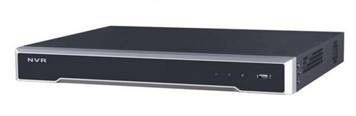 32-канальный 4K сетевой видеорегистратор Hikvision DS-7632NI-I2/16P