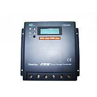 PV Контролер заряду для сонячних батарей VS6048N 60А 12/24/48V auto, фото 1