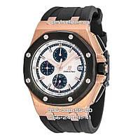 Часы Audemars Piguet Royal Oak Offshore Chronograph Rubber black/white. Класс: AAA