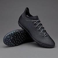 Футзалки Adidas x 16.3 TF Core Black/Dark Grey