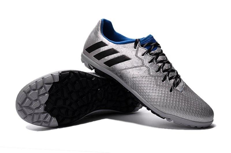 Футзалки Adidas Messi 16.3 TF Silver - 1220