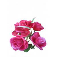"""Искусственные цветы """"Роза"""" (20 шт)"""