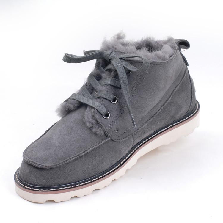UGG David Beckham Boots Grey - 1760