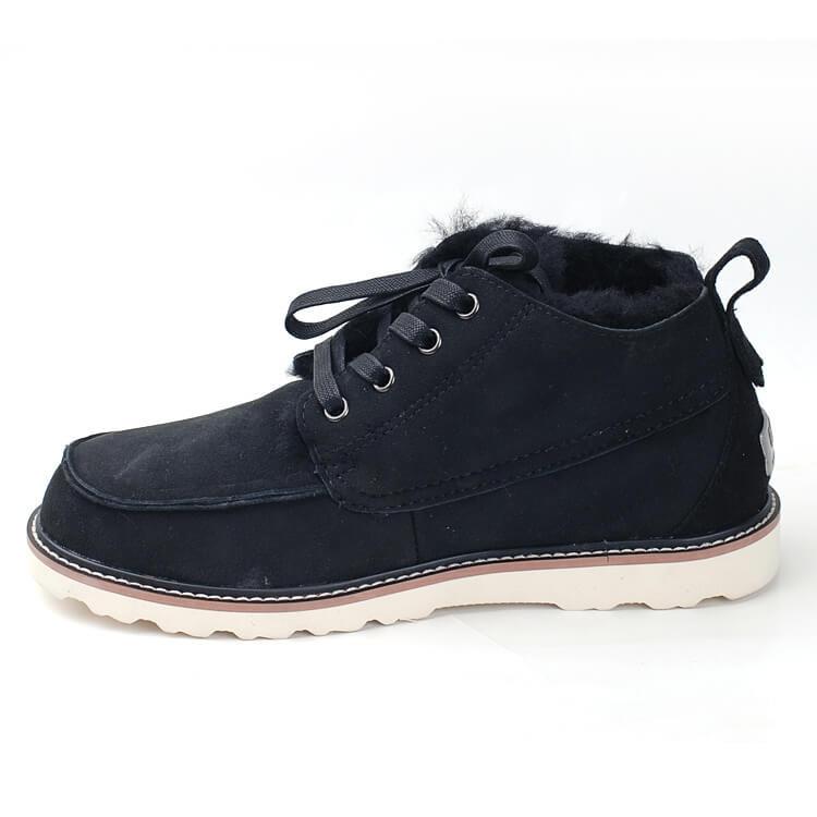 UGG David Beckham Boots Black - 1760