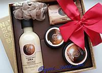 Подарочный набор The Body Shop - Shea