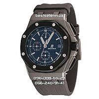 Часы Audemars Piguet Royal Oak Offshore Chronograph Rubber grey/black/grey. Класс: AAA