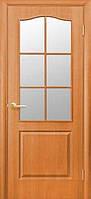 Двери межкомнатные Новый стиль Классик ПО Ольха 3d