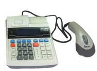 Кассовый аппарат со  сканером штрих-кода