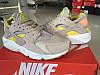 Кроссовки Nike Air Huarache Cream/Yellow - 1280