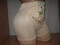 Панталоны утягивающие бежевые с карманчиком размер 5XL