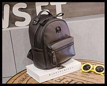 Аккуратный вместительный рюкзак для девушек, фото 2