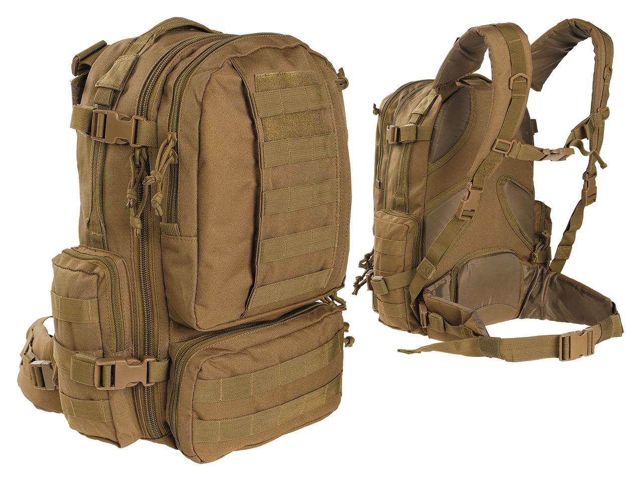 Тактический рюкзак VOODOO TACTICAL MINI TOBAGO - Coyote