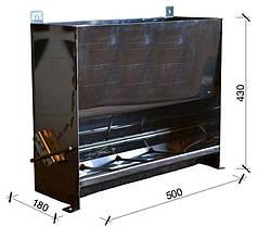Бункерная кормушка для поросят, фото 2