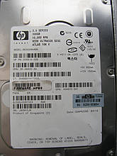 HP 300 GB 10000 RPM Ultra320 SCSI 80 PIN
