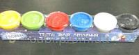 Тесто-пластилин 1009А (6цв.по 50гр.), 1009Фр