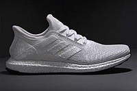 Кроссовки Adidas Futurecraft Tailored Fibre White - 890 бк