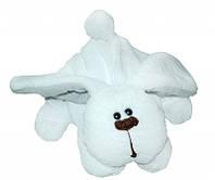 Мягкая игрушка Тигрес Зайчик Снежок большой (ЗА-0047)