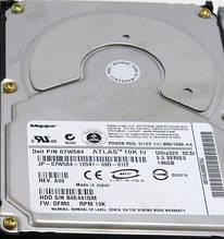 Maxtor 146 GB 10000 RPM Ultra320 SCSI