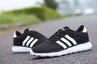 Кроссовки Adidas ZX Neo Black. Кроссовки мужские Adidas.